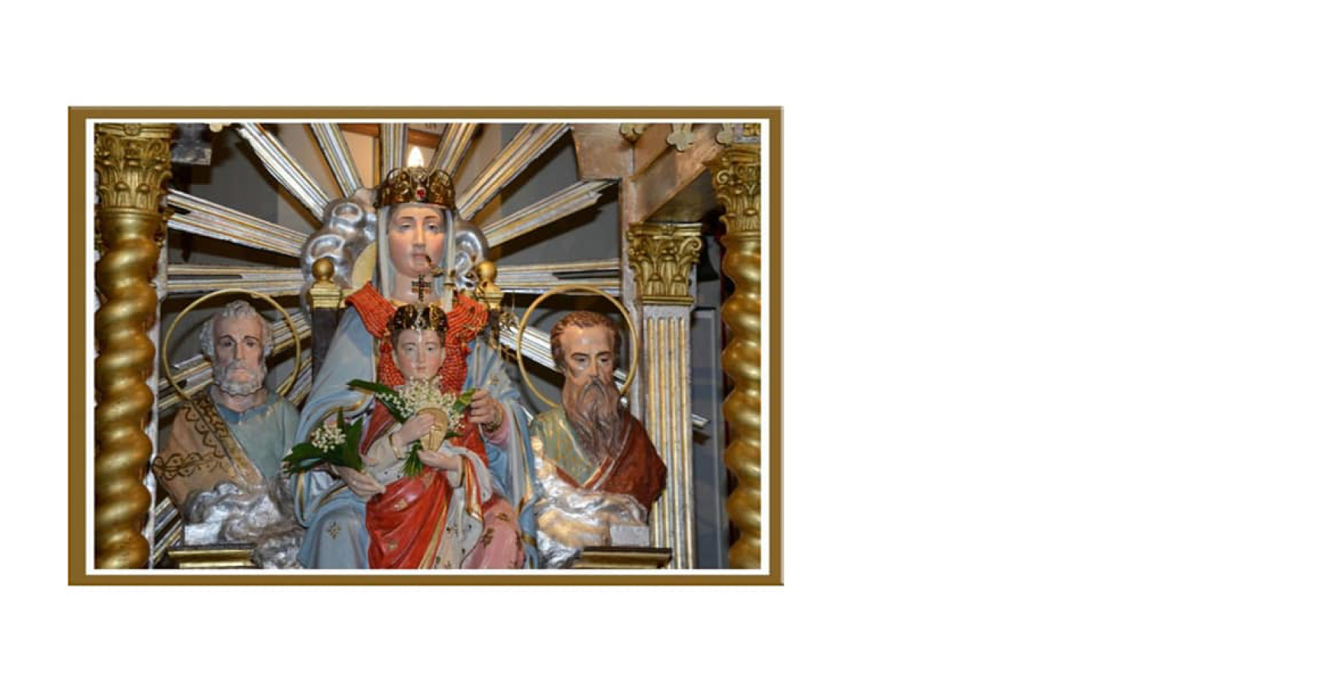 Novena alla Madonna del Campo Cave